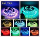 RGB LED Strip #5050 16 Feet w/ Remote Control