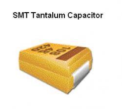 SMT Tantalum Capacitor -  2.2uF @ 20v   Kemet