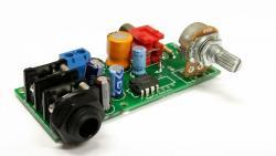 """2.5-Watt Audio Amplifier Kit #5316 N-8 (IN=1/4"""" Jack & OUT=RCA)"""