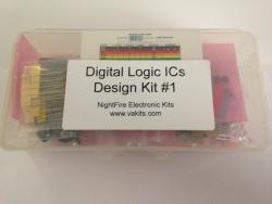 Digital Logic ICs Kit #1 (#3153)